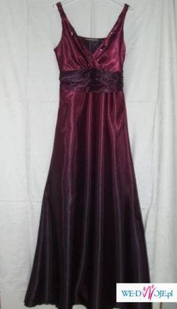 elegancka suknia na poprawiny, wesela i inne okazje