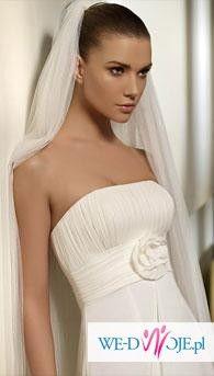 Elegancka suknia Pravia