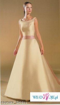 elegancka suknia pronovias