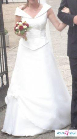 elegancka suknia slubna agnes 2006