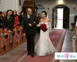 Elegancka suknia ślubna Cymbeline model ALADIN
