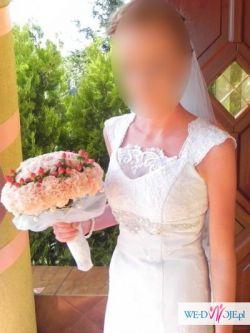 Elegancka suknia ślubna Paraguay San Patrick