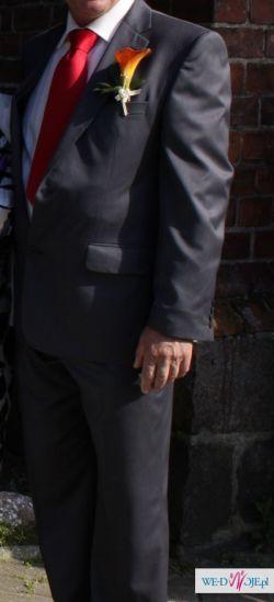 Elegancki garnitur