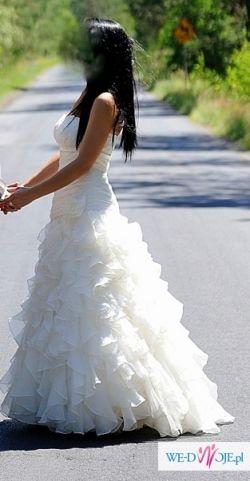 Elianna Moore AQUA - wyjatkowa suknia hiszpanka