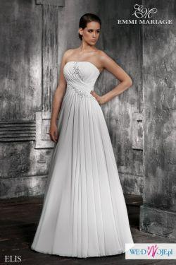 Elis suknia ślubna.