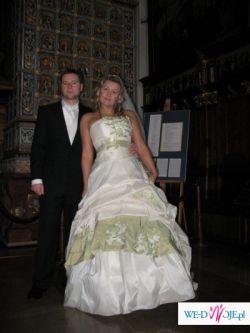 emmi mariage model Dafne z zielenia 1400zl