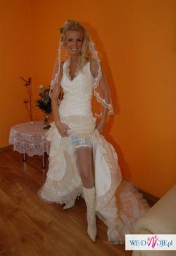 EMMI MARIAGE MODEL JANESA STYL HISZPAŃSKI ECRI 36