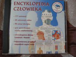 Encyklopedia Człowieka -płyta edukacyjna