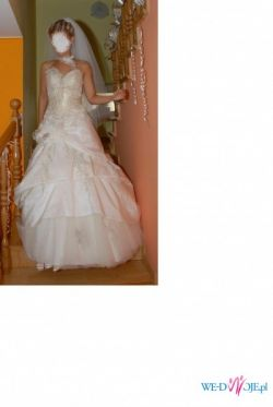 Farage Galaxy 4000- suknia dla księżniczki!!