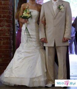 """""""Farage""""  suknia ślubna"""