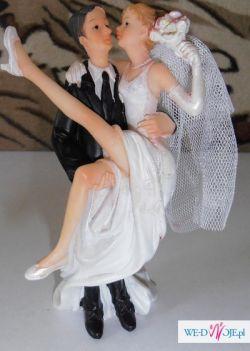 Figurka Pary Młodej na tort ślubny!!!