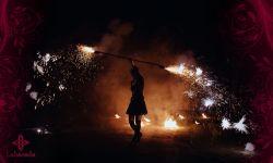 Fireshow - taniec z ogniem