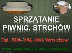 Firma sprzątająca, sprzątanie cena, tel 504-746-203, usługi porządkowe, Wrocław
