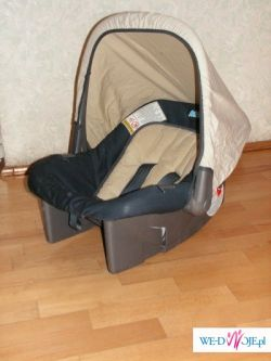 fotelik samochodowy 0-19 kg
