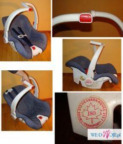 Fotelik samochodowy / nosidełko / kołyska EvenFlo (0-13 kg)