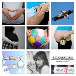Fotografia ciążowa - sesje z brzuszkiem