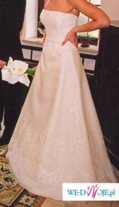 Francuska suknia ślubna Cymbeline