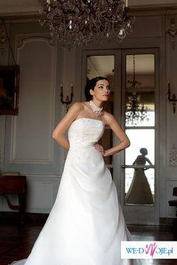 Francuska suknia ślubna NERINA