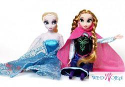 Frozen Lalki Z Krainy Lodu Zabawki Gry Ogłoszenie Komis Baza