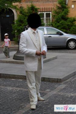 garnitur ślub firmy New Men model Morfeusz