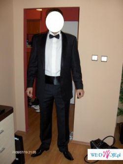 Garnitur smokingowy VISTULA LANTIER rozm. 188-104-90