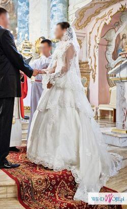 Hiszpańska Suknia ślubna Suknie ślubne Ogłoszenie Komis Baza