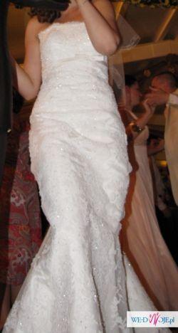 Hiszpańska suknia ślubna 38