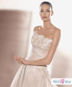 Hiszpańska suknia ślubna Atelier Diagonal