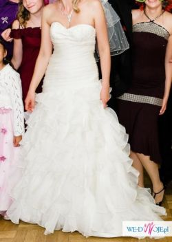 Hiszpańska Suknia Ślubna Elianna Moore Aqua