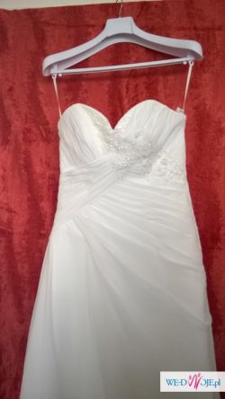 Hiszpańska suknia ślubna OLIVIA