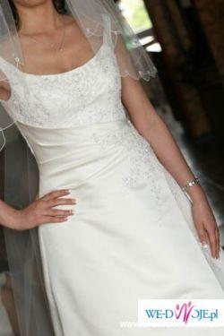 Hiszpańska suknia ślubna PRONOVIAS - model LIBERIA