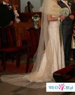Hiszpańska suknia ślubna- Pronovias/Orense