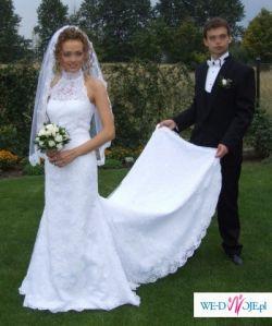 Hiszpańska suknia ślubna Salisbury z kolekcji LaSposa