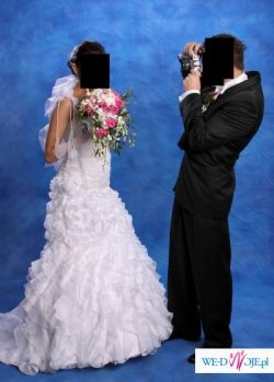 hiszpańska suknia ślubna  SPOSABELLA Model Bolonzano