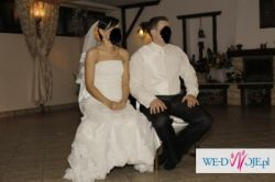 Hiszpańska Suknia Ślubna White One 424 rozm. 36/38
