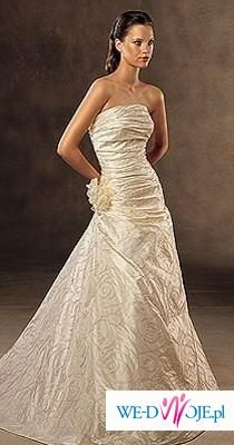Hiszpańska suknia z kolekcji Pronovias