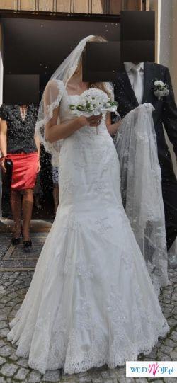 Hiszpańskasuknia ślubna Fara Sposa 5402