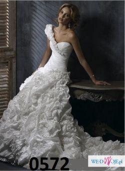 Hiszpańskie suknie ślubne NOWE!!!