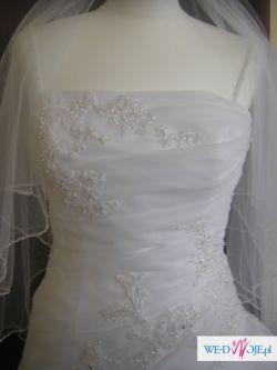 Hit! Przepiękna suknia ślubna Blue Ashford - Wyjątkowa!