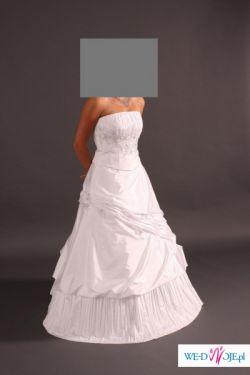 Idealna suknia ślubna!