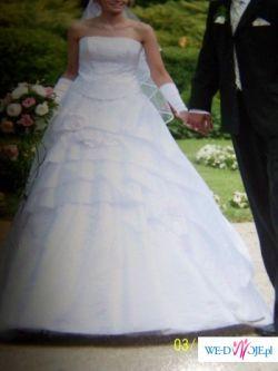 Image - biała suknia ślubna