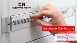 Instalacje Elektryczne - śląskie, Elektro-Mont Instalacje i Systemy Elektryczne
