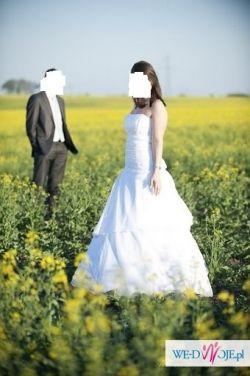 Ja sprzedam suknię ślubną Ty zaproponuj swoją cenę