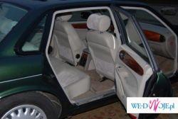 Jaguar XJ8 do ślubu już w Trójmieście