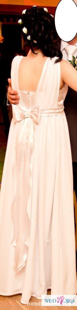 Jedyna taka suknia ślubna!