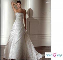 jedyna taka suknia ślubna w Polsce Pronovias-Davis