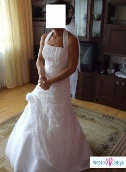 Jedyna w swoim rodzaju suknia ślubna!!