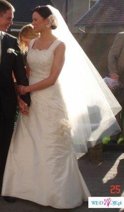 Julia Rosa - suknia ślubna!