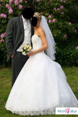 Kamizelka ślubna