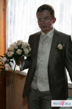 Kamizelka ślubna firmy Diuk rozmiar M